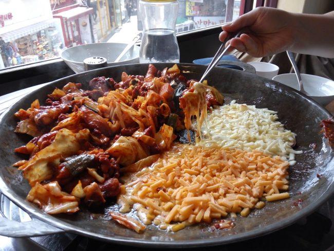 5 Makanan Halal Di Korea Tak Terlihat